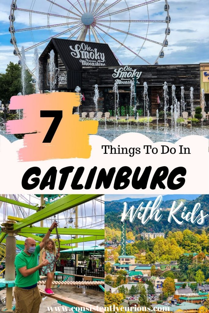 Things To Do In Gatlinburg With Kids