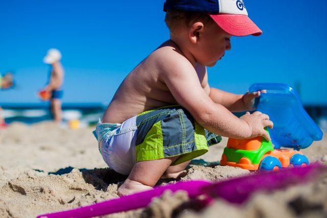 toddler beach gear