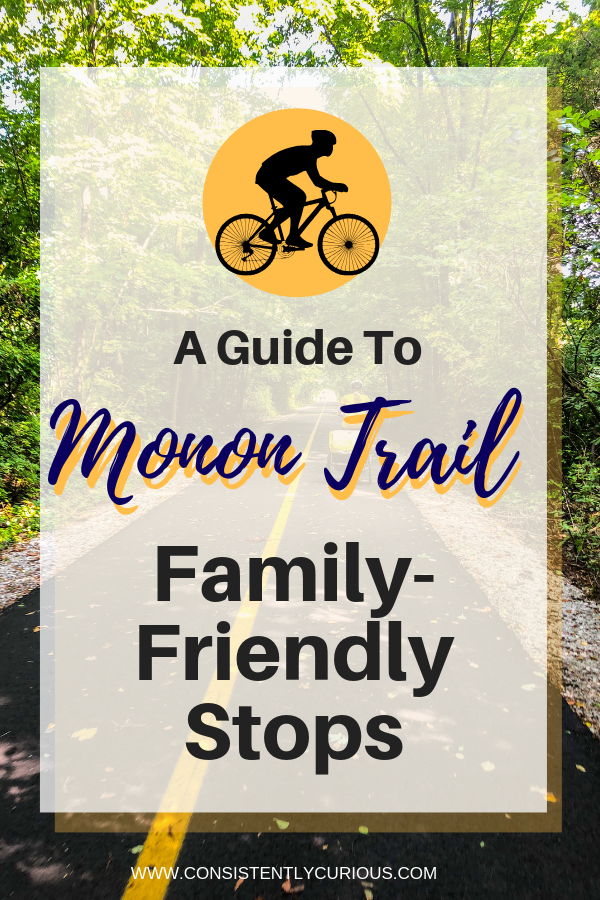 how long is the monon trail and more