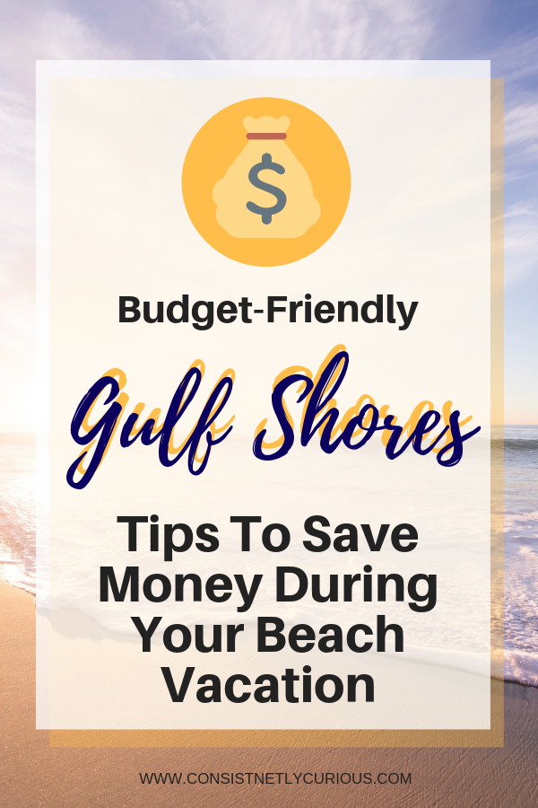 Gulf Shores on a Budget