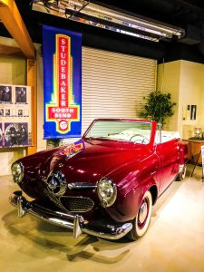 Studebaker Museum In South Bend