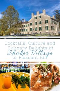 Shaker Village In Kentucky