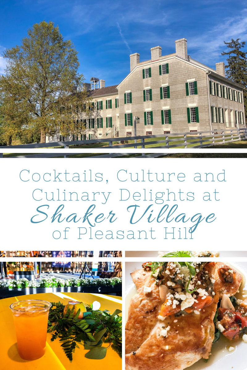 Shaker Village In Kentucky