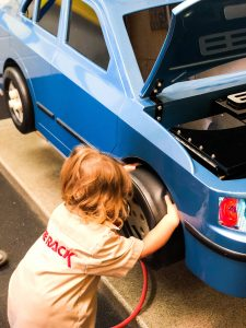 Things to do with toddlers in South Bend: Studebaker Museum