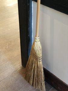 Traditional Shaker Broom