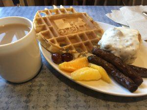 Blue Gate Garden Inn Breakfast