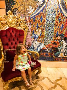 Guide For Disney Cruise With Toddler