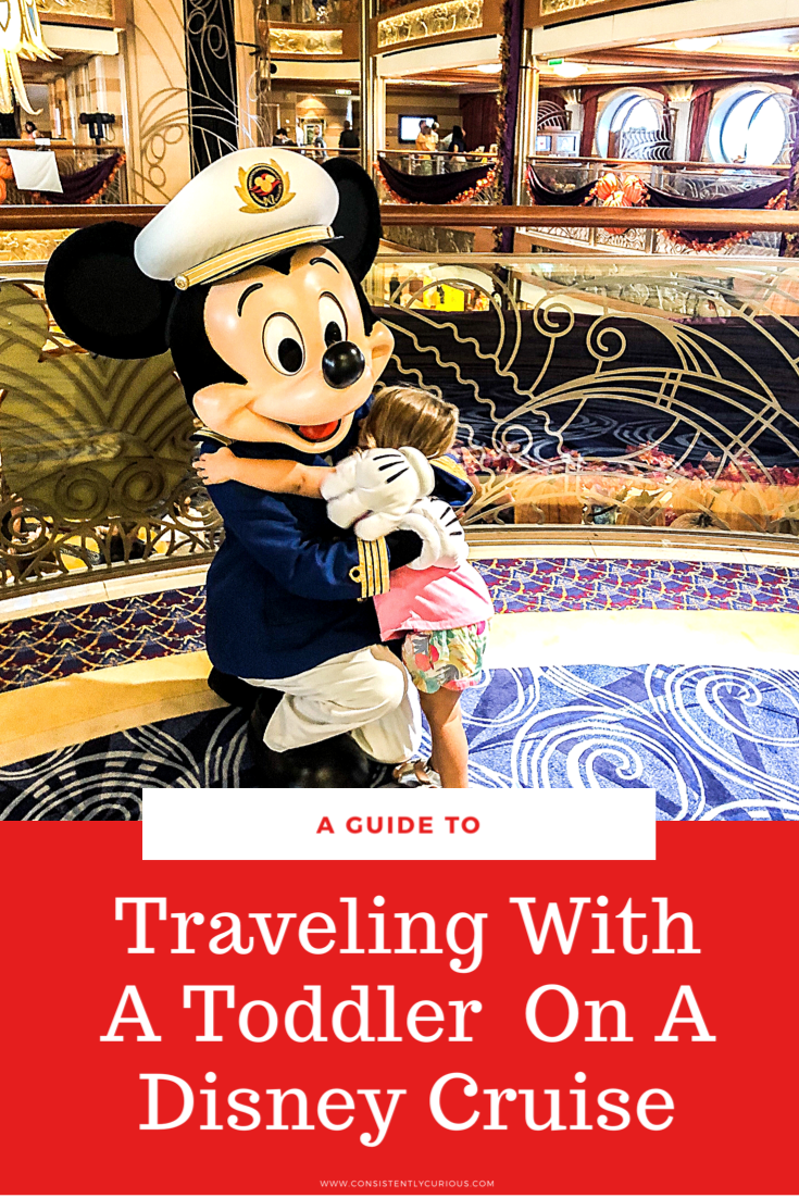 A Guide To Taking A Toddler On A Disney Cruise