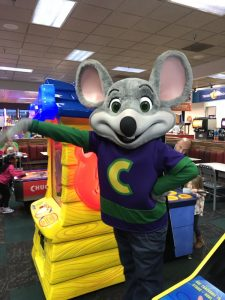 Chuck E Cheese Sharonville