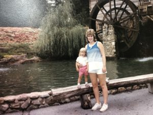 My Mom and Me In Pigeon Forge