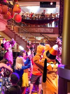 Halloween On The High Seas Party
