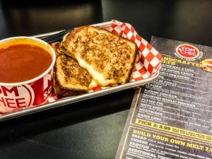 Tom and Chee At Anderson Towne Center