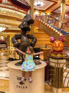 Disney Dream Halloween On The High Seas