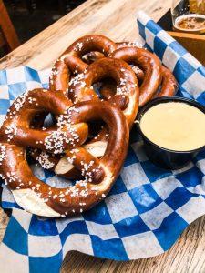 hofbrauhaus what to eat