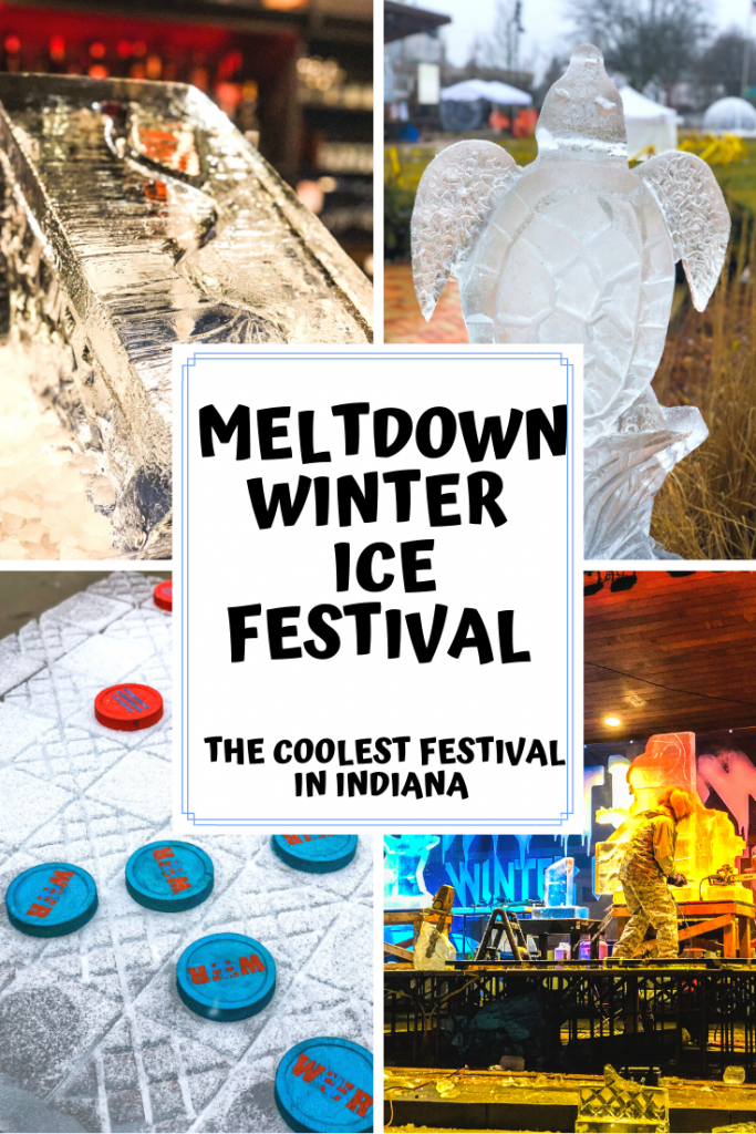 Meltdown Festival Pin