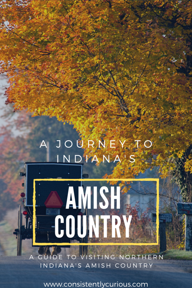 Northern Indiana Amish Country