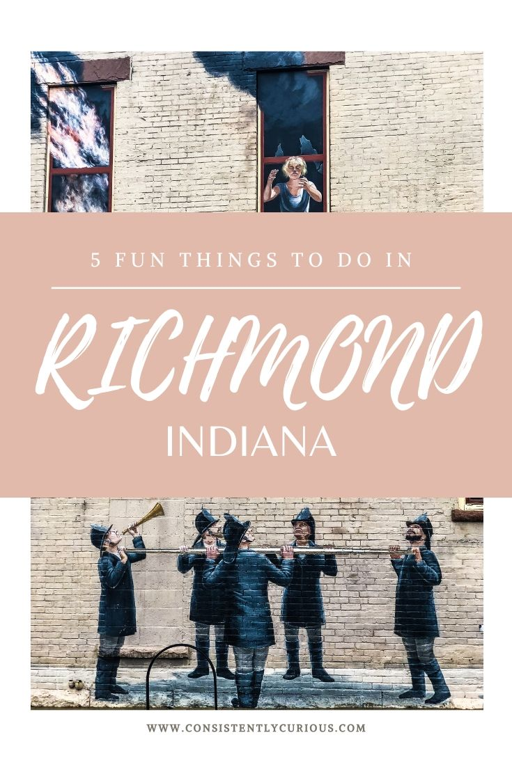 Things To Do In Richmond Indiana