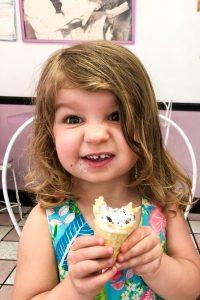 Best Ice Cream In Sarasota: Big Olaf Creamery