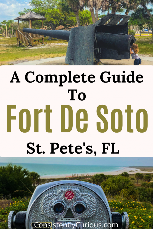 A Complete Guide To Fort De Soto
