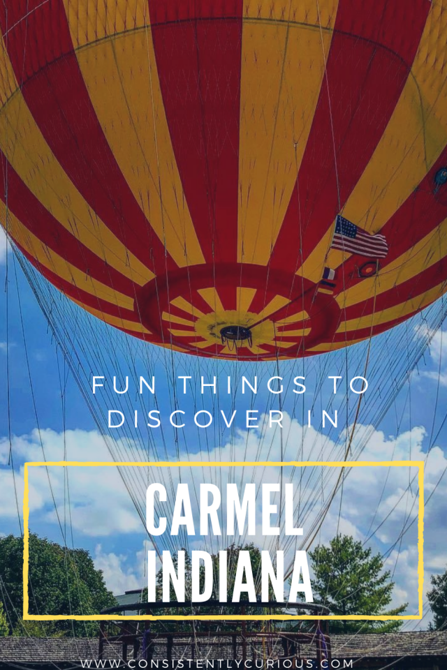 Fun Things To Do In Carmel Indiana