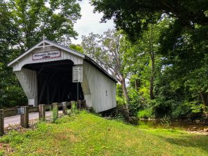 Covered Bridges in Ohio