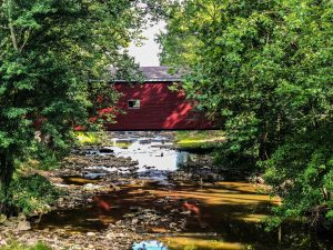Covered Bridges in Preble County Ohio