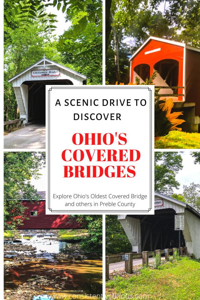 Covered Bridges In Ohio