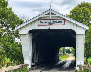 Geeting Bridge: Ohio's Covered Bridges