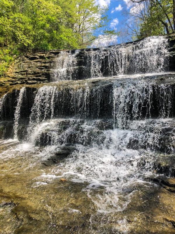 Fallsville Falls OH