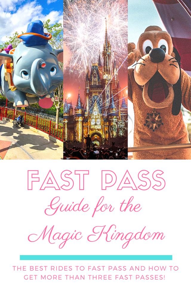 Best Fastpass for magic kingdom