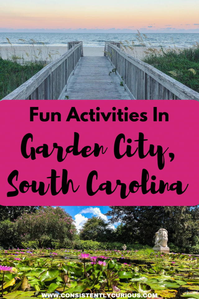 Fun Things To Do In Garden City Beach SC
