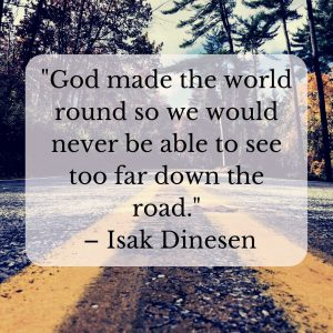 Inspiring Road Trip Quotes - Dinesen