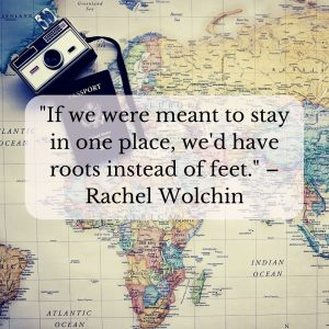 Road Trip Quotes - Wolchin