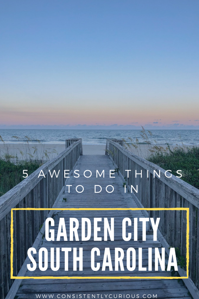 Things To Do In Garden City Beach SC