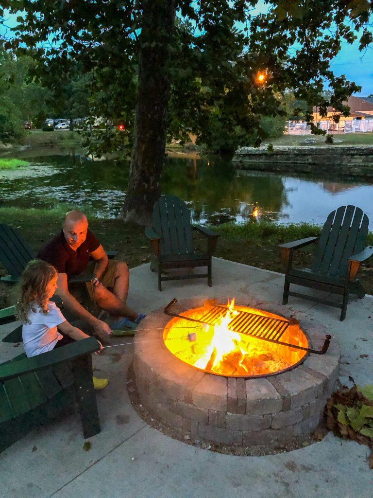 Natural Springs Resort In New Paris Ohio