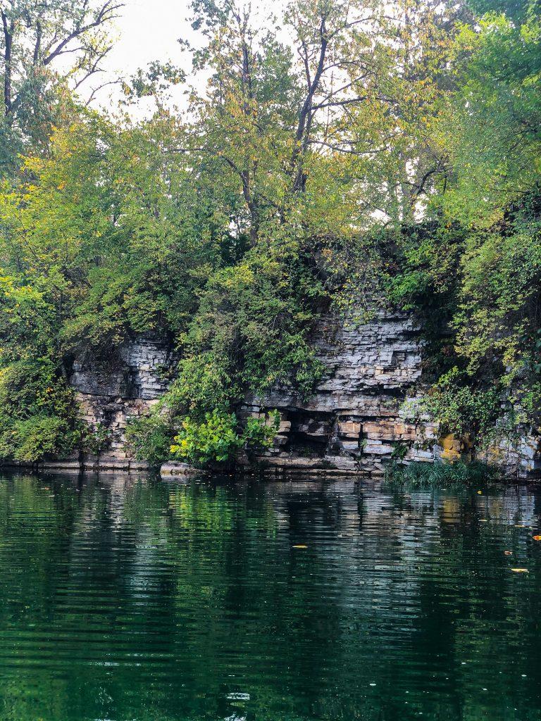 Natural Springs Resort In New Paris Ohio