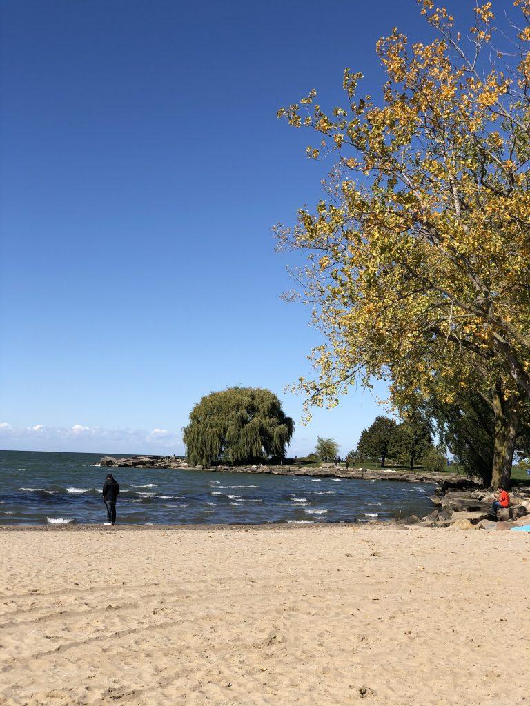 Edgewater Park Beach