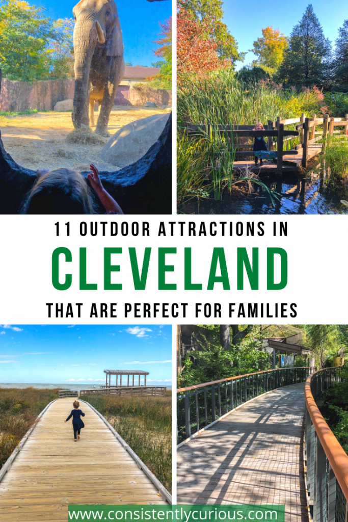 Outdoor things to do in Cleveland With kids