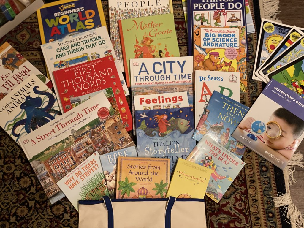 Literature Based Homeschooling
