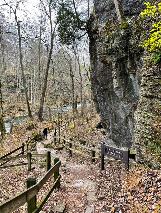 CLifton Gorge - things to do in Yellow Springs OH