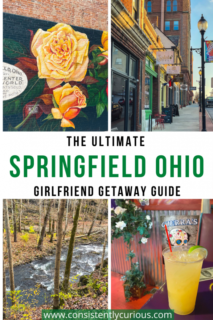 Things to do on a getaway to springfield ohio
