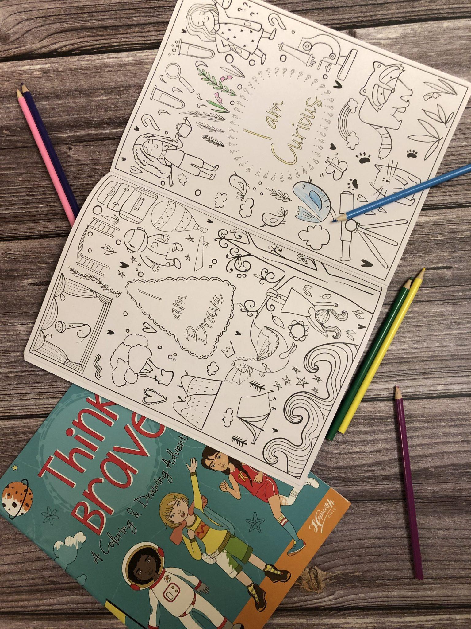 Hopscotch Girls: Kid Travel Gift Ideas