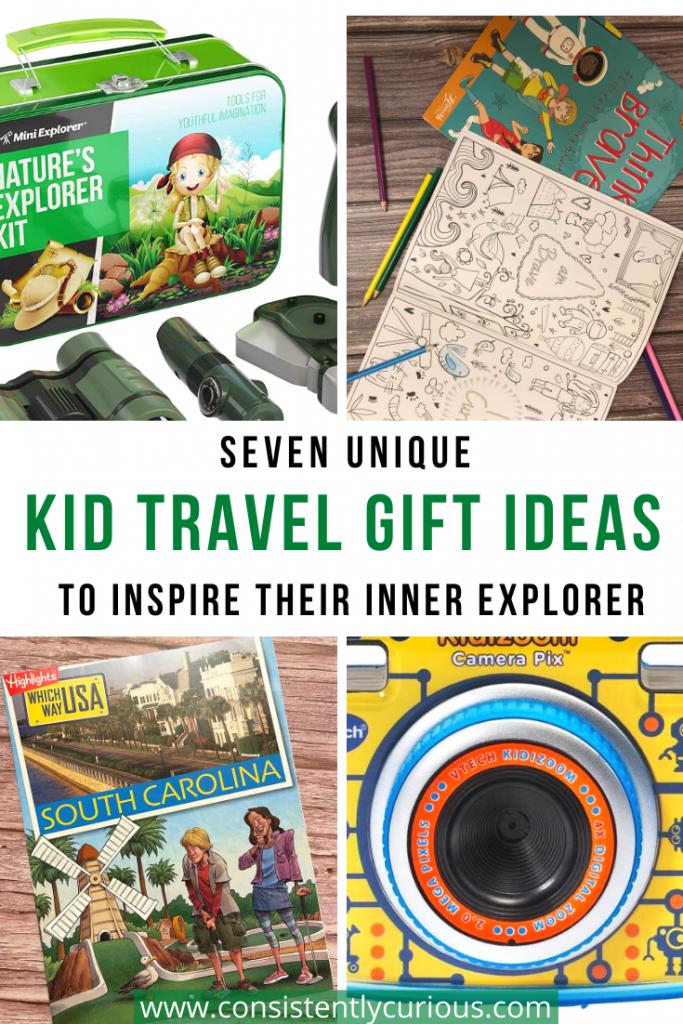 Kid Travel Gift Ideas