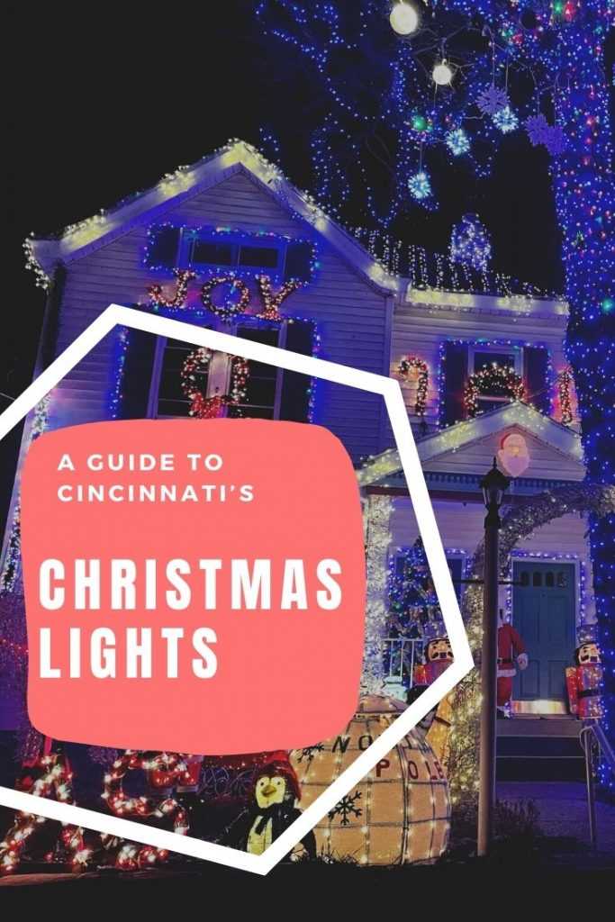 Christmas Lights in Cincinnati