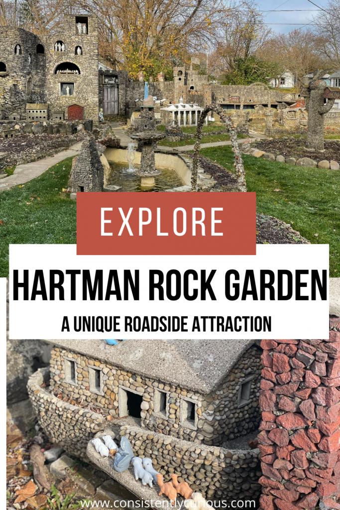 Explore Hartman Rock Garden