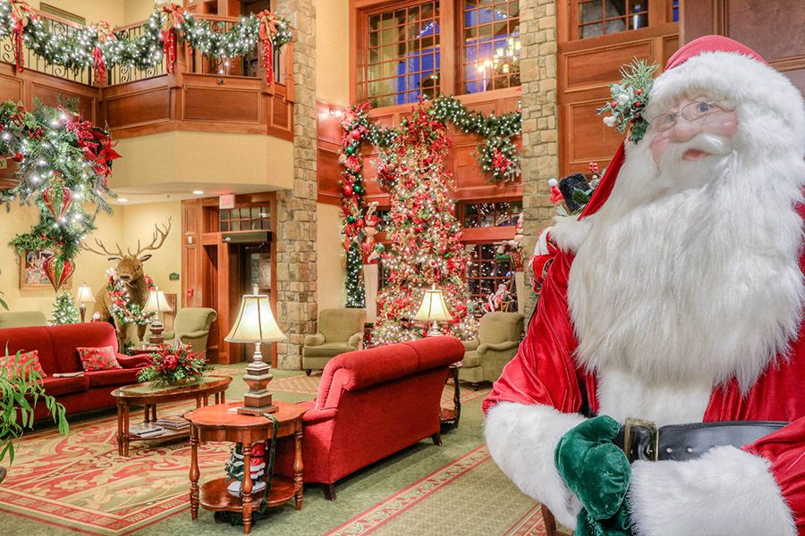 Inn at Christmas Place