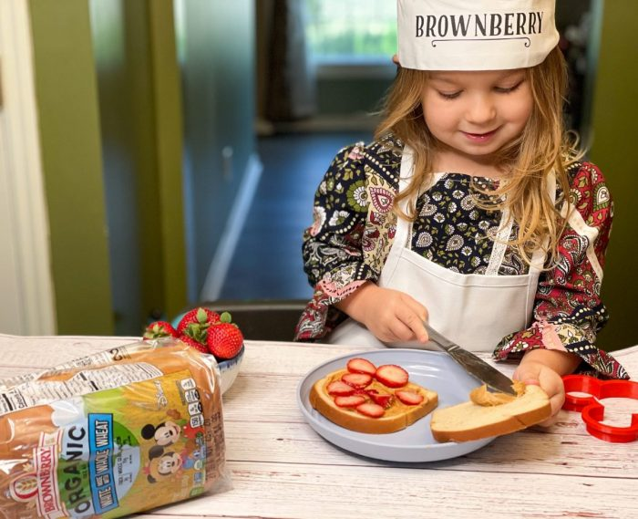 Experiences For Kids With Brownberry Bread