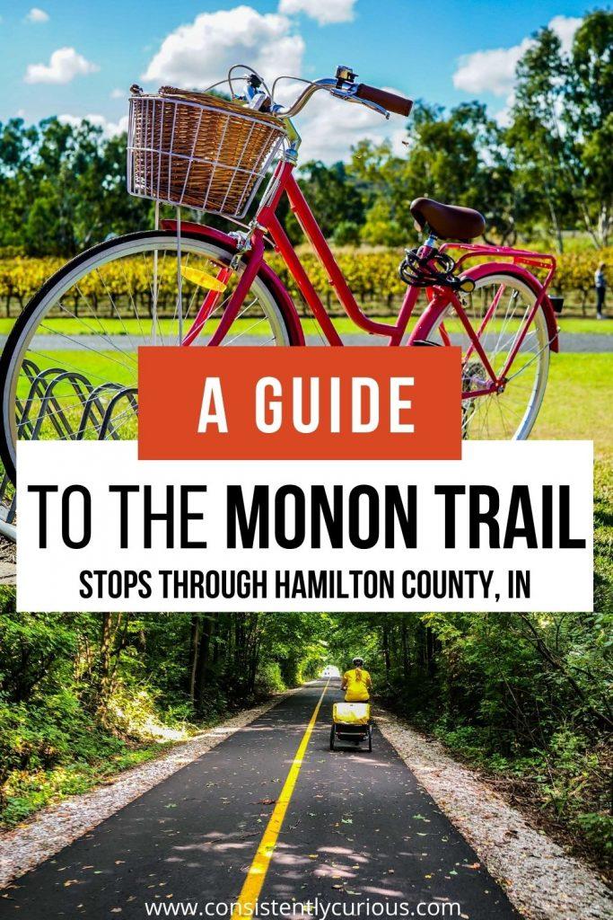 Monon Trail in Indiana