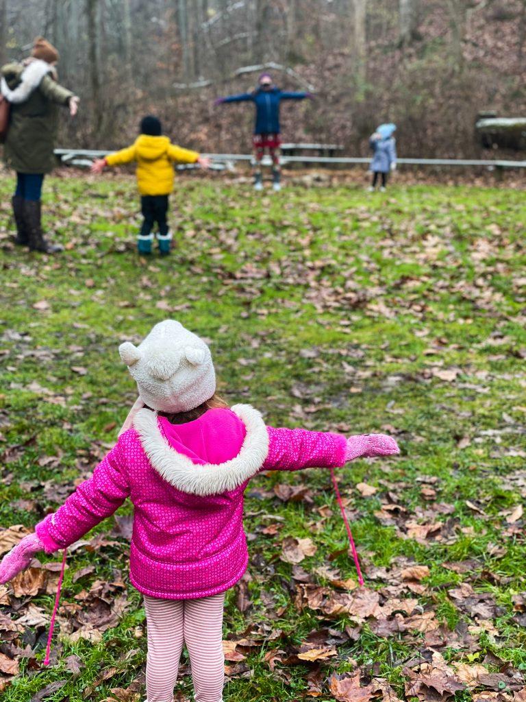 Art Play Hike In Cincinnati, OH
