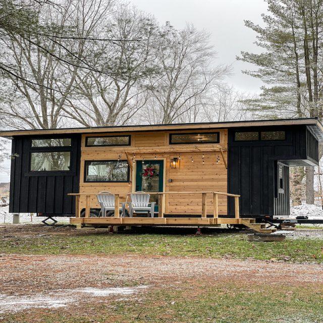 Tiny Houses In Hocking HIlls Ohio